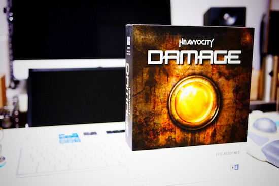 Native Instruments HEAVYOCITY DAMAGE