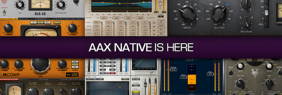 Waves_AAX_Native