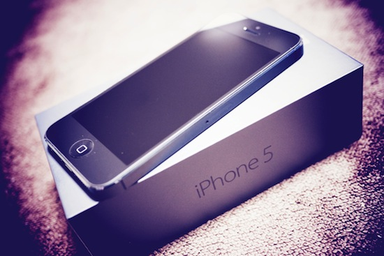 APPLE iPhone5